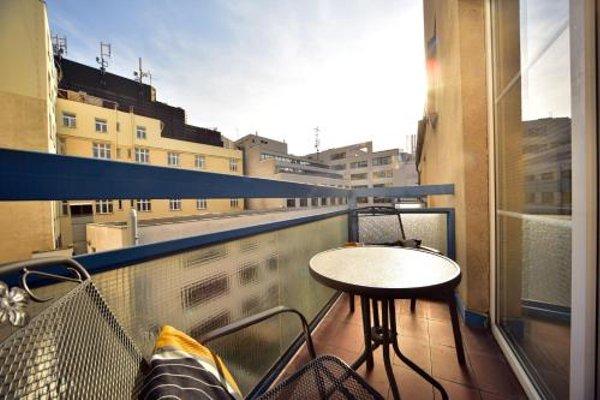 Apartment Benediktska - фото 21