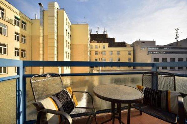 Apartment Benediktska - фото 23