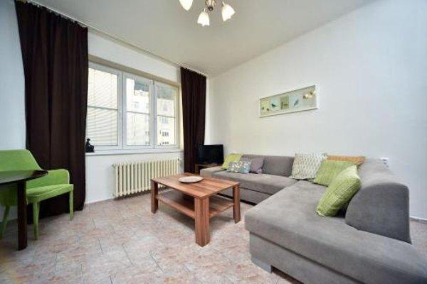 Apartment Benediktska - фото 4