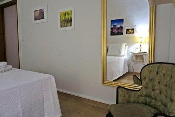 С общей террасы отеля типа «постель и завтрак» - фото 6