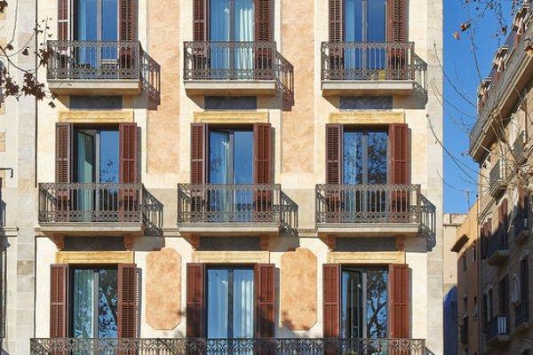 Hotel The Serras - фото 27