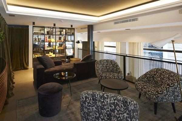 Hotel The Serras - фото 13