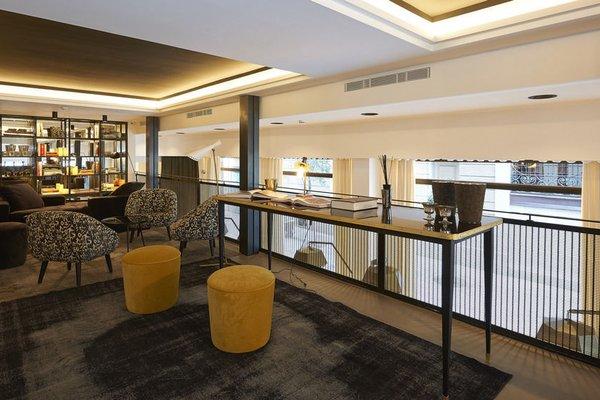Hotel The Serras - фото 14