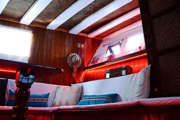 El Pirata Boat - 49