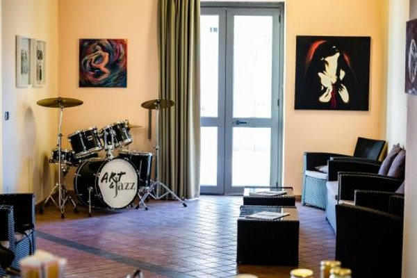 Art & Jazz Hotel - фото 14