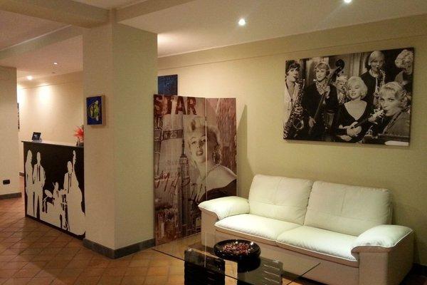 Art & Jazz Hotel - фото 4