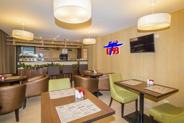 Гостиница Аэропорт Краснодар - фото 15