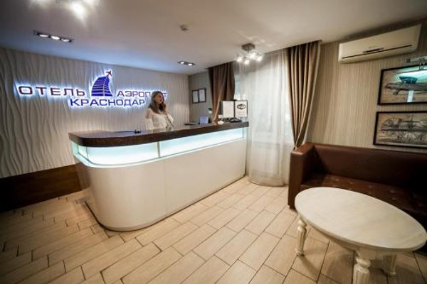Гостиница Аэропорт Краснодар - фото 16