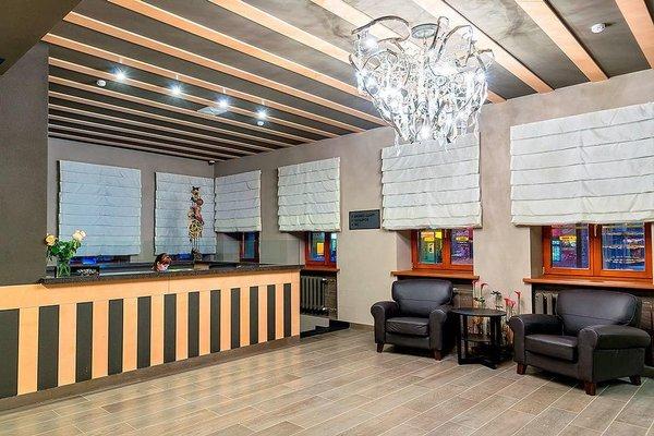 Бизнес-Отель Россия - фото 12