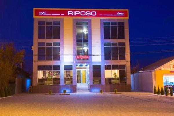 Отель «Рипосо» - фото 22