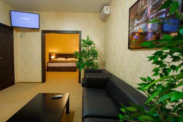 Отель «Рипосо» - фото 6