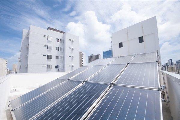Hotel Enseada Boa Viagem - фото 50