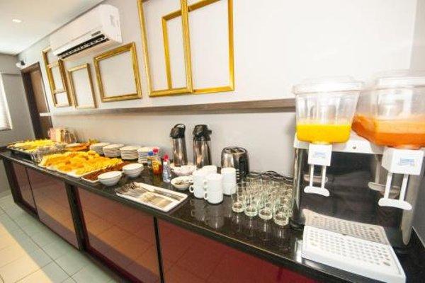 Hotel Enseada Boa Viagem - фото 10