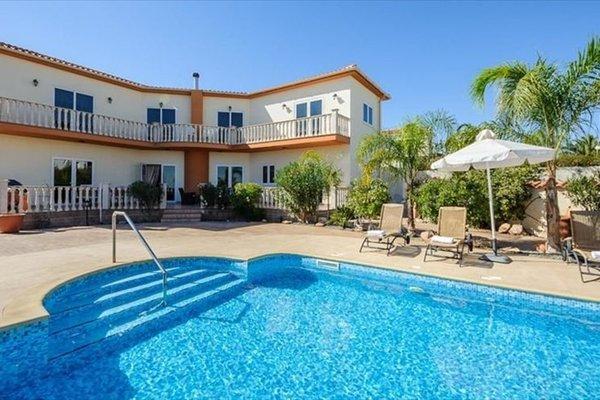 Oceanview Villa 027 - фото 9