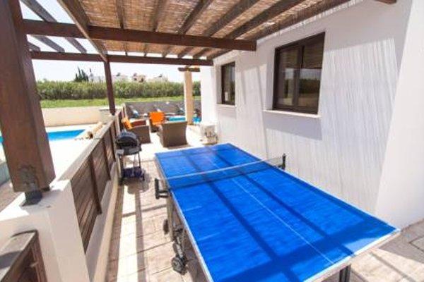 Oceanview Villa 067 - фото 13