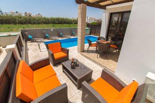 Oceanview Villa 067 - фото 18