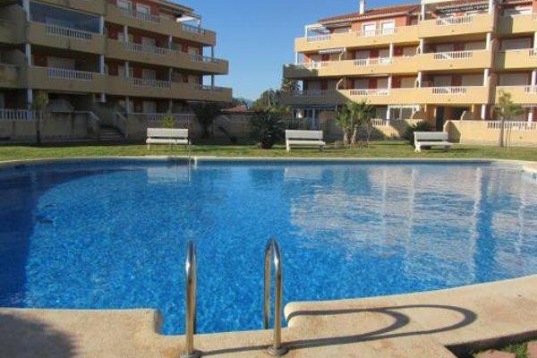 Apartment Deveses Park - 8