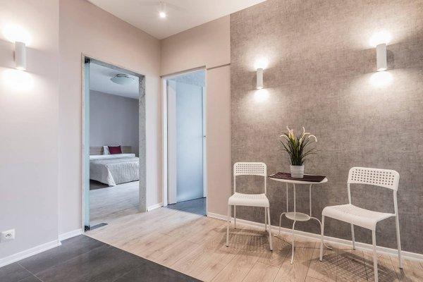 Solatium Apartments - фото 10