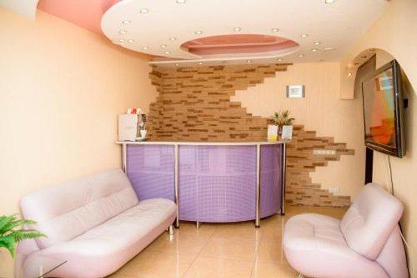 Отель Павлин - фото 11