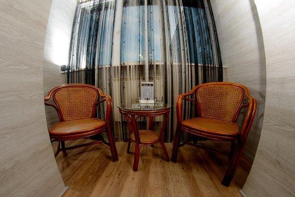 Отель Павлин - фото 5