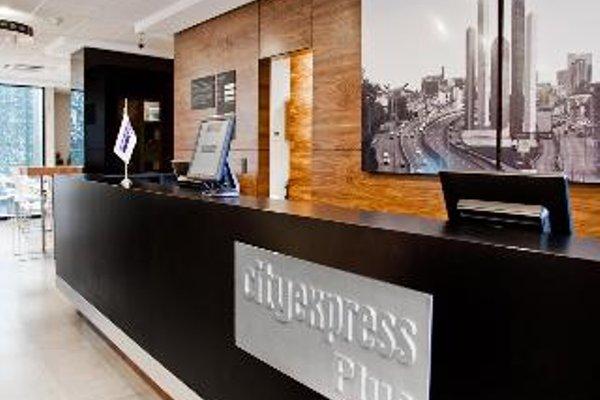 City Express Plus Satelite - фото 16