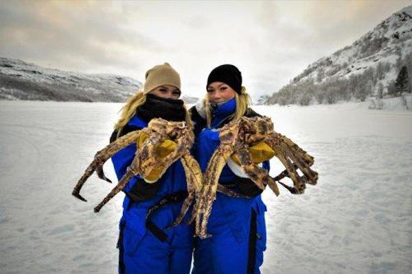 Kirkenes Snowhotel - 12