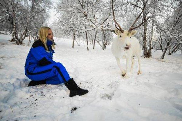 Kirkenes Snowhotel - 16