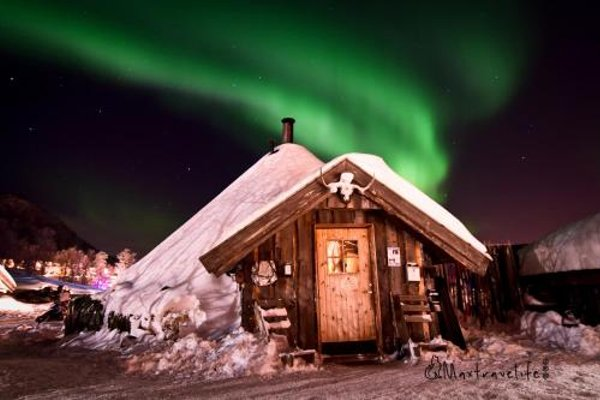 Kirkenes Snowhotel - 19