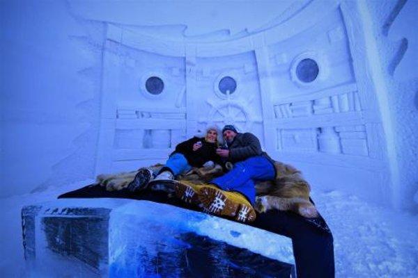 Kirkenes Snowhotel - 20