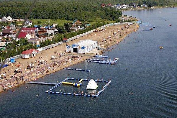 Бунгало Озеро Банное - фото 16