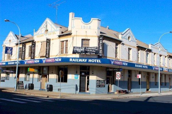Railway Hotel - 21