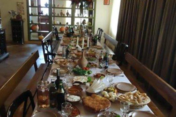 Tsaghkunq Guest House - фото 8