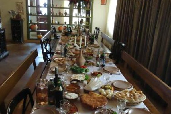 Tsaghkunq Guest House - фото 9