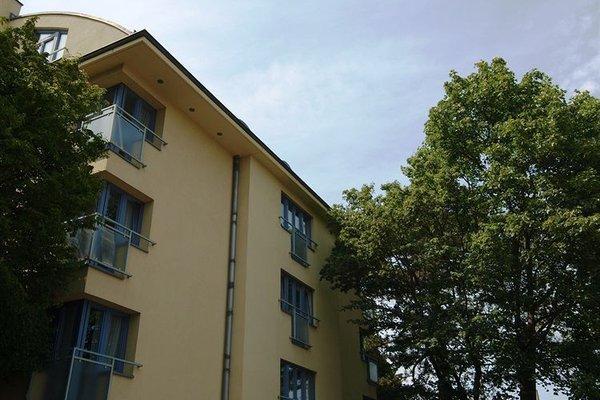 CheckVienna - Apartmenthaus Hietzing - фото 32