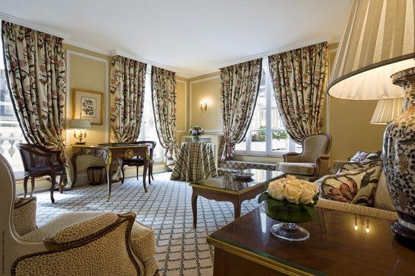 Отель Le Bristol Paris - 4