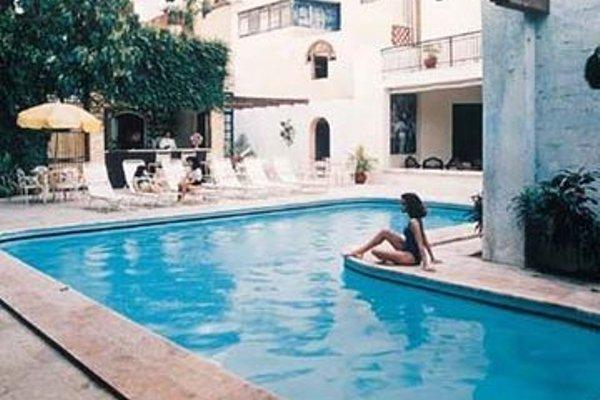 Casa del Balam - фото 20