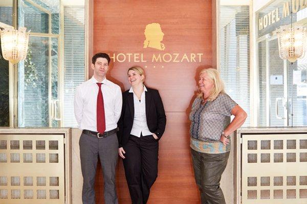 Hotel Mozart - 21