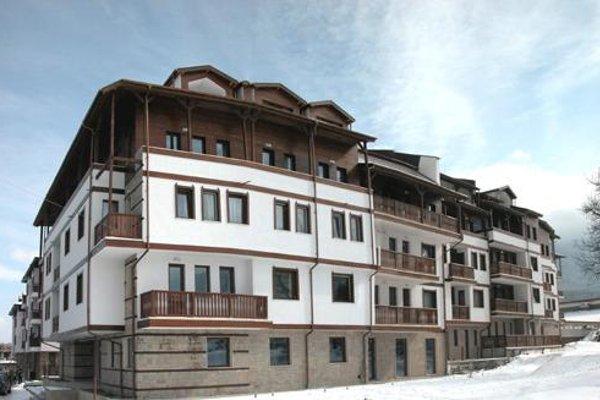 Fortuna Complex Alexander Services Apartments - фото 22