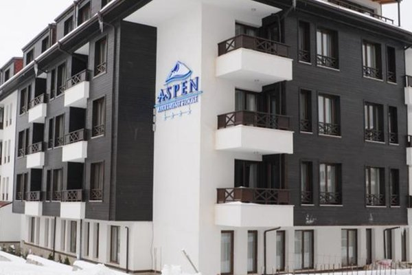 Gt Aspen House Apartments - фото 15