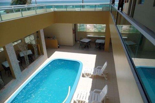 Novo Hotel Dona Felicidade - фото 10
