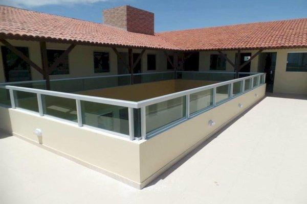 Novo Hotel Dona Felicidade - фото 12