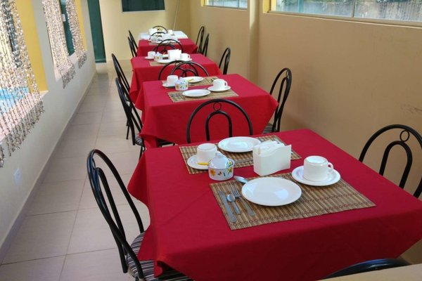 Novo Hotel Dona Felicidade - фото 7