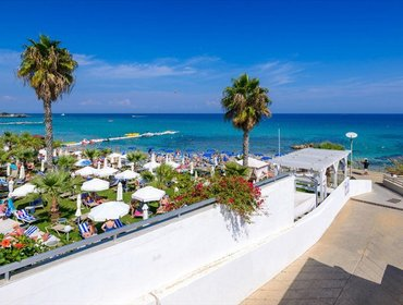 Apartments Silver Sands Penthouse