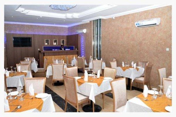 R & A City Hotel - фото 11