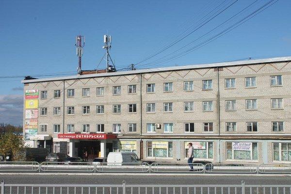 Гостиница Октябрьская - фото 22