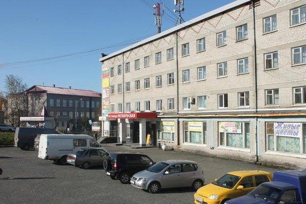 Гостиница Октябрьская - фото 23