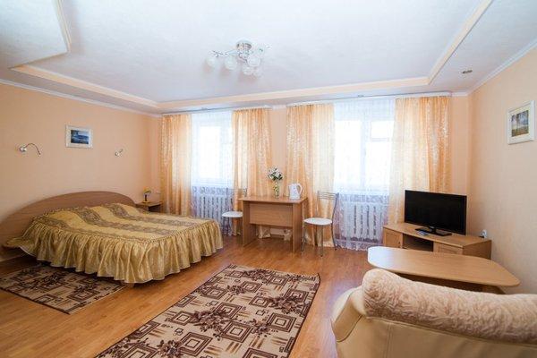 Гостиница Октябрьская - фото 9