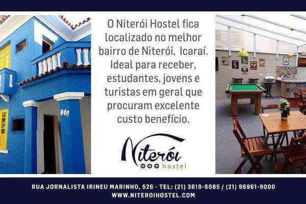 Niteroi Hostel Icarai - 16