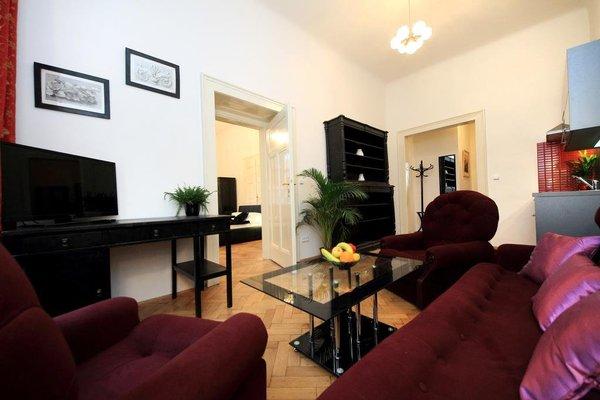 Josefov Apartments - фото 11