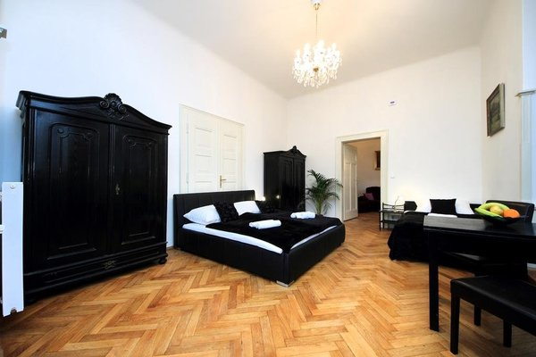 Josefov Apartments - фото 13